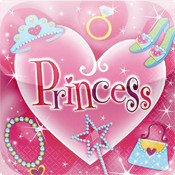 Princess Fantasy Modern Dress-Up Game