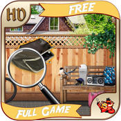 At Home - Free Search & find concealed and hidden objects in the house