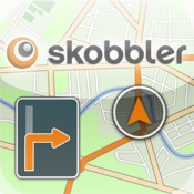skobbler US – truly FREE turn-by-turn voice navigation voice guided turn