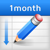 Vertical Calendar (sync with Google Calendar™)