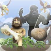 Ape vs Caveman