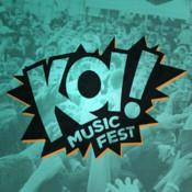 KOI Music Festival 2014 shazam