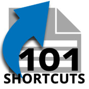 101 Keyboard Shortcuts for Word mouse keyboard macro