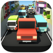 Block Pixel Traffic Racer : High Voltage Endless Highway Racing Combat Pro high traffic flooring