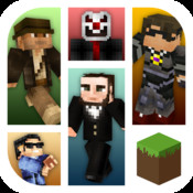 Guess the Skins with Skin Exporter for Minecraft (PC Edition)