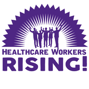 Healthcare Workers Rising slender rising