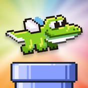 Flying Love New Season FREE - Flap Cute Tiny Wings To Find Your Valentine In This Freaking Flapping Crocodile Game, Plus Romantic Wisdom Quotes