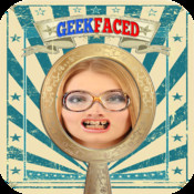 GeekFaced - The Geek FX Face Booth
