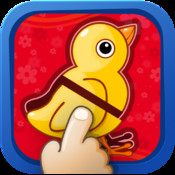 Jigsaw HD Lite by KLAP - Teach your kids how to play with pictures, Jigsaw is an amesome puzzle for kids.