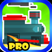 Pocket Train Rush Rail Road Ride: Pro rail rush