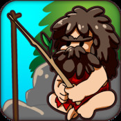 Stone Age Fishing Challenge Free – Best Fun Fish-ing Game for Adult-s , Teen-s and Boy-s