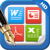 Writer Master for iPad - edit office documents & view PDF files