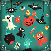 Happy Halloween Puzzles For Kids Free