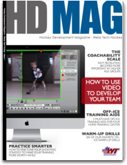 Hockey Development Magazine Tips and Systems Drills for Hockey Coaches and Players