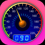 Speedometer GPS. Speed Limit Alert, Speed Tracker, Mileage Log and GPS Tracker