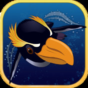 A Swinging Penguins Wiggy Wave Game Pro penguins game