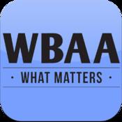 WBAA Public Radio App for iPad