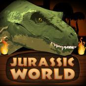 Jurassic World: Tyrannosaurus Rex Dinosaur Simulator