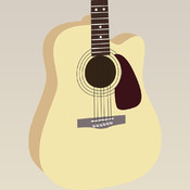 Guitar Lessons: electric and acoustic guitar tabs, chords, scales and tuner