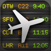 FlightBoard — Live Flight Departure and Arrival Status