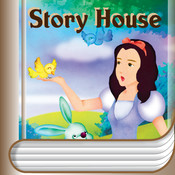 <Snow White And The Seven Dwarves> Story House (Multimedia Fairy Tale Book)