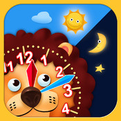 Interactive Telling Time Lite - Learning to tell time is fun