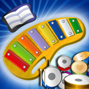 Music Sparkles – All in One musical instruments collection of Sound , Vocals and Fun Entertainment HD