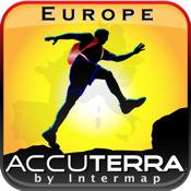 AccuTerra GPS Europe – GPS Tracking & Outdoor Maps for Hiking, Biking, Running, Skiing