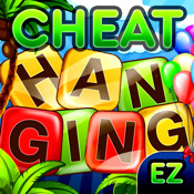 Hanging with free EZ Cheats – auto cheat with OCR for Hanging With Friends game