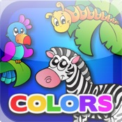 Abby's Train – Learning Colors