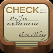 Checkbook√ for iPad