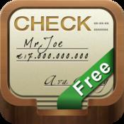 Checkbook√ Free