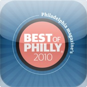 Best of Philly for iPhone – As awarded by Philadelphia Magazine awarded