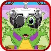 Dragon Eye Clinic dragons