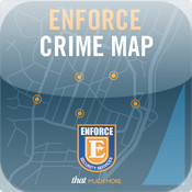 Enforce Crime Map online crime