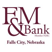 F&M Bank Falls City apple mobile device service