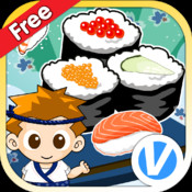 TK Sushi Shop Free ipad and