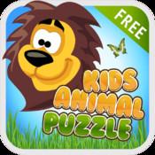 Kids Animal Puzzle - HD