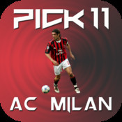 Pick 11 - AC Milan edition milan players