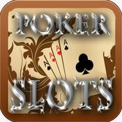 AAA Poker Slots Retro pro - Win progressive chips with lucky 777 bonus cherry jackpot!
