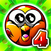 Chicken Bump 4 : The Hardest Ever Free Pinball Star Bump Version