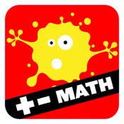 Math Skill Game – practicing game of basic addition, subtraction for kids game cd