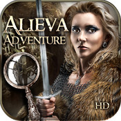Alieva`s Hidden Adventure HD - hidden object puzzle game