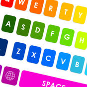 Cool Color Keyboards for iOS 8 (with Auto-Correct & Predictive Text) Free