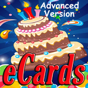 Happy Birthday Cards. Custom and Send Birthday Greetings eCard with text and voice messages