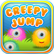 Creepy Jump: The Best Jumping Game For Kids, Fun And Love Playing