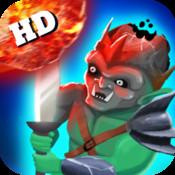 Eye Of Red & Horror Catapult Balls of Fire - Full Version