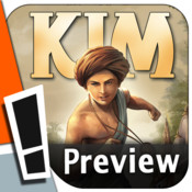 KIM - the Graphic Novel - Preview graphic novel preview