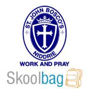 St John Bosco`s School Niddrie - Skoolbag