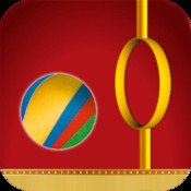Juggly Ball - A Super Ball Juggling Game ball